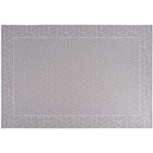 Kenda Sand Teppich Florence 125 Grau 130 x 190 cm