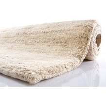 Tuaroc Berberteppich Kenitra mit ca. 90.000 Florfäden/m² 101 990 meliert 150 cm rund
