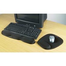 Kensington Comfort Foam Handgelenkauflage für Tastatur, schwarz