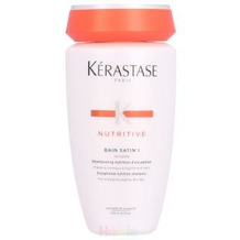 Kerastase Nutritive Bain Satin 1 Shampoo For Normal to Slightly Dry Hair 250 ml