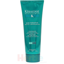 Kerastase Resistance Bain Therapiste B-I-Shampoo Very Damaged, Over Processed Hair 250 ml