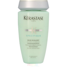Kerastase Specifique Bain Divalent Balancing Shampoo - Oily Roots Sensitised Lenghts 250 ml