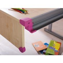 Kettler Schreibtisch-Zubehör KANTENSCHUTZSET PINK
