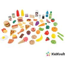Kidkraft 65 Spiellebensmittel