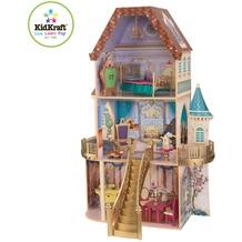 Kidkraft Disney® Belle's Verzaubertes Puppenhaus