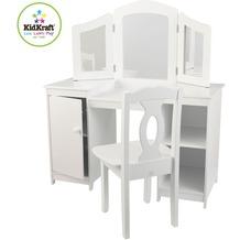 Kidkraft Luxus-Frisiertisch mit Stuhl