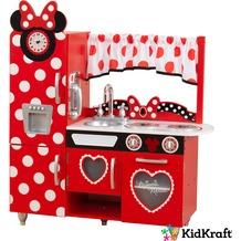 Kidkraft Vintage-Küche Disney Jr. Minnie Mouse