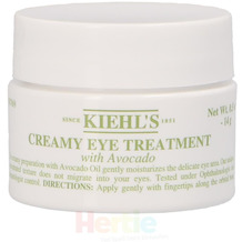 Kiehls Kiehl's Creamy Eye Treatment With Avocado - 14 gr