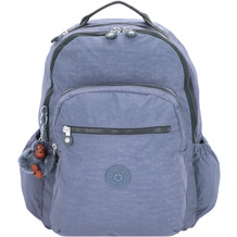 Kipling Back To School Seoul Go Rucksack 44 cm Laptopfach true jeans
