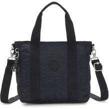 Kipling Basic Asseni Mini Shopper Tasche 33 cm blue bleu