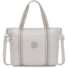 Kipling Basic Asseni Shopper Tasche 49 cm curiosity grey