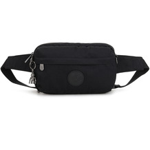 Kipling Basic Elevated Halima Gürteltasche 23 cm rich black