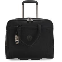 Kipling Basic Elevated Omao 2-Rollen Businesstrolley 36 cm Laptopfach rich black