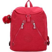 Kipling Basic Fundamental II Rucksack 42 cm radiant red c