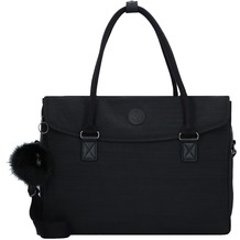 Kipling Basic Plus Aktentasche 40 cm Laptopfach true dazz black