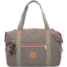 Kipling Basic Plus Art M Weekender Reisetasche 58 cm true beige c