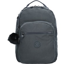 Kipling Basic Plus EWO Rucksack 42 cm Laptopfach powder black
