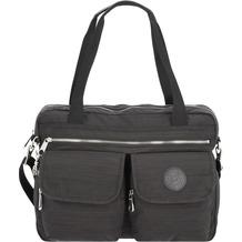 Kipling Basic Plus Maric Schultertasche 40 cm Laptopfach black dazz