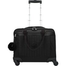 Kipling Basic Plus Netsia 4-Rollen Businesstrolley 44 cm Laptopfach true dazz black