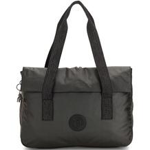 Kipling Basic Plus Perlani Laptoptasche 41 cm Laptopfach black metallic
