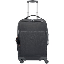 Kipling Basic Travel Darcey 4-Rollen Kabinentrolley 55 cm true black