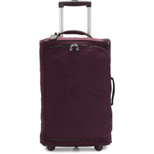 Kipling Basic Travel Teagan 2-Rollen Kabinentrolley 56 cm dark plum