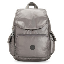 Kipling Classics City Pack Rucksack 37 cm carbon metallic