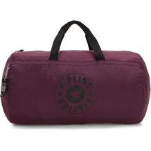 Kipling Packable Bags Onalo faltbare Weekender Reisetasche 46 cm plum light