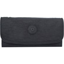 Kipling Supermoney Geldbörse 20cm true black