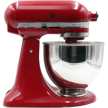 KitchenAid Küchenmaschine Artisan 5KSM125EER, Empire Rot