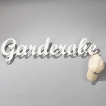 Klein und more GARDEROBE cremeweiß 100cm