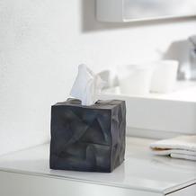 Klein und more Essey Papiertücher-Box WIPY CUBE schwarz