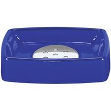 Kleine Wolke Accessoires Seifenschale Easy, Kobaltblau 3 x 12 cm