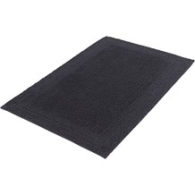 Kleine Wolke Badteppich Cotone Schiefer 47x 50 cm Deckelbezug