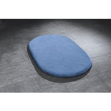 Kleine Wolke Badteppich Creativo Grandezza Oval/ Rund Wunschmaß Standardform