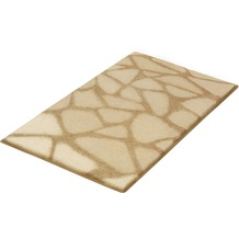 Kleine Wolke Badteppich Inspire Berberbeige 60 cm x 60 cm