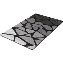 Kleine Wolke Badteppich Inspire Schiefer 60 cm x 100 cm