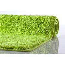 Kleine Wolke Badteppich Kansas Grün 70 cm x 120 cm