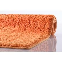 Kleine Wolke Badteppich Kansas Orange 70 cm x 120 cm