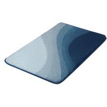 Kleine Wolke Badteppich Malin Iceblue 60x 90 cm