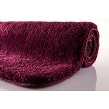 Kleine Wolke Badteppich Relax Purple 55 cm x 65 cm
