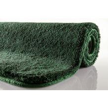 Kleine Wolke Badteppich Relax Tanne 55 cm x 55 cm WC-Vorleger mit Ausschnitt