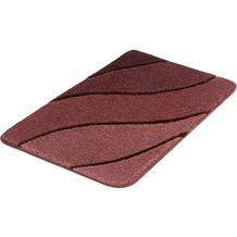 Kleine Wolke Badteppich Serenade Rouge 50 cm x 60 cm
