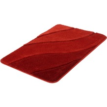 Kleine Wolke Badteppich Serenade, Rubin 60x 90 cm
