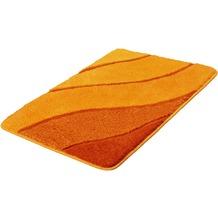 Kleine Wolke Badteppich Serenade Safran 60 cm x 90 cm