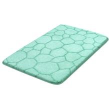 Kleine Wolke Badteppich Soapy, Peppermint 50x 60 cm