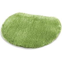 Kleine Wolke Deckelbezug Soft Kiwigrün 47 cm x 50 cm
