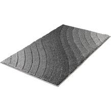 Kleine Wolke Badteppich Tender Anthrazit 60x 60 cm