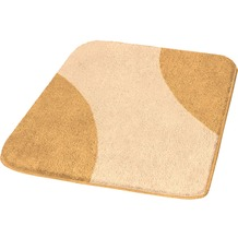 Kleine Wolke Badteppich Xanten, Bambusbeige 50x 60 cm