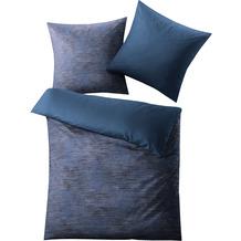 Kleine Wolke Bettwäsche Luca Blau 1-155X220 /1- 80X 80